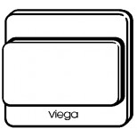 Viega bed.pl.Visign for More103 glas par/zw.605926