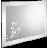 Villeroy & Boch La Belle spiegel 105x75cm met decor en verlichting A337A500