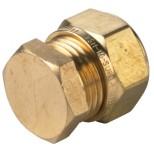 Vsh Multisuper Knel eindkoppeling 20mm knel k3065 messing 891627