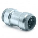 Vsh Tectite sok 18x18mm 2x push staalverzinkt 4758001