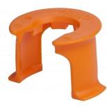 Wavin Hep2O demontagewig 28mm oranje 4449228003