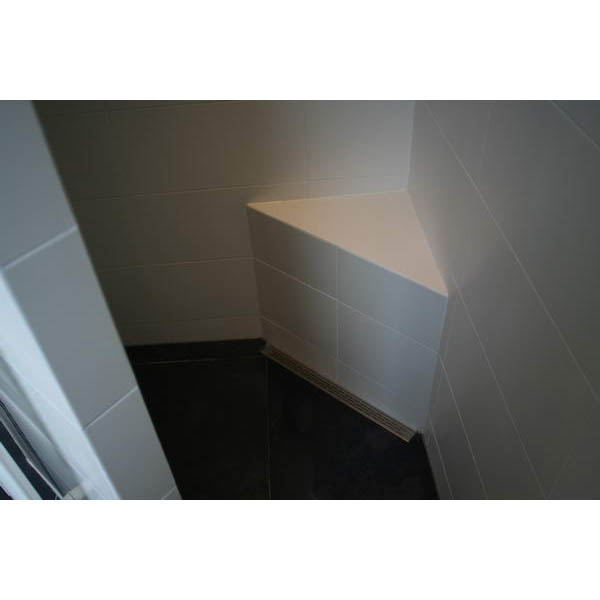 Badkamer oud gastel blauw witte badkamer - Badkamer blauw ...
