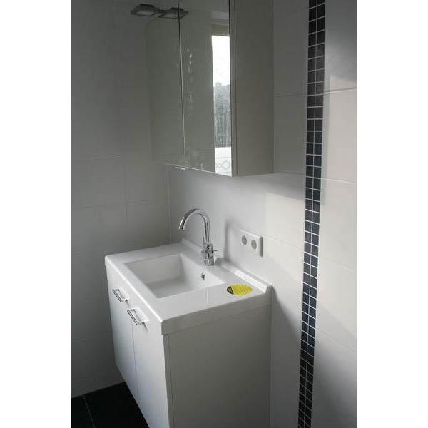 badkamer oud gastel blauw witte badkamer