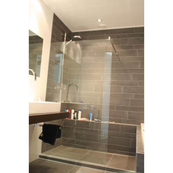 badkamer gordijnen idee  brigee, Meubels Ideeën
