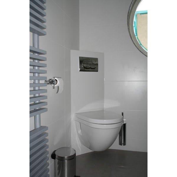 Badkamer Valkenburg tijdloze grijs wit combinatie