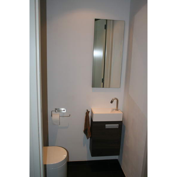 Kastje voor in badkamer beste inspiratie voor huis ontwerp for Kastje onder wastafel toilet