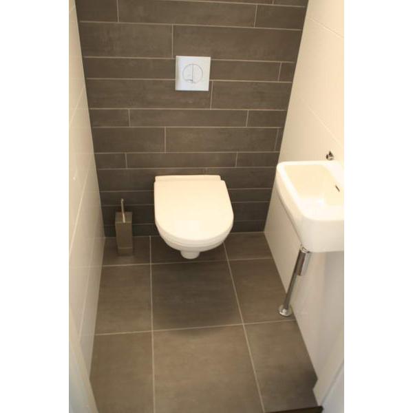 Vloertegels badkamer mosa badkamer ossendrecht witte badkamertegels nutegels - Wc muur tegel ...