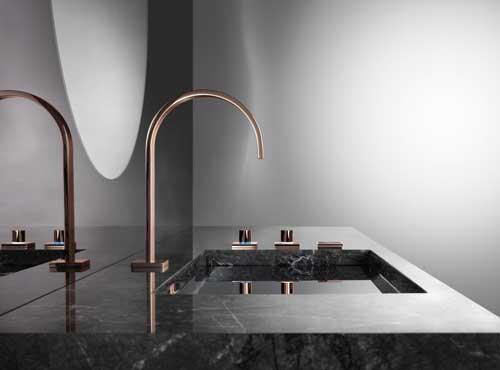 nieuwe afwerking dornbracht mem cyprum. Black Bedroom Furniture Sets. Home Design Ideas