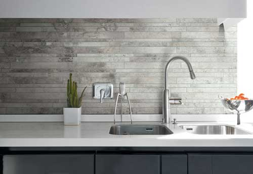 Wandtegels Keuken Antraciet : Architectural Ceramic Tile