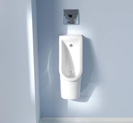 duravit urinoirs passend voor elke situatie. Black Bedroom Furniture Sets. Home Design Ideas