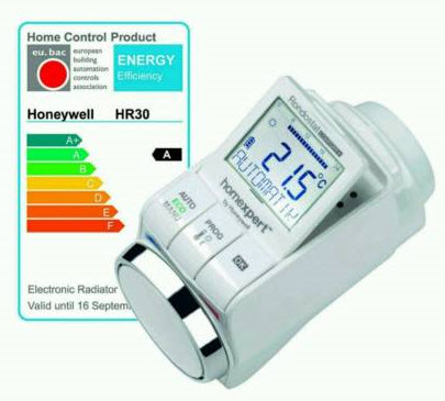 Honeywell HR30 thermostaat