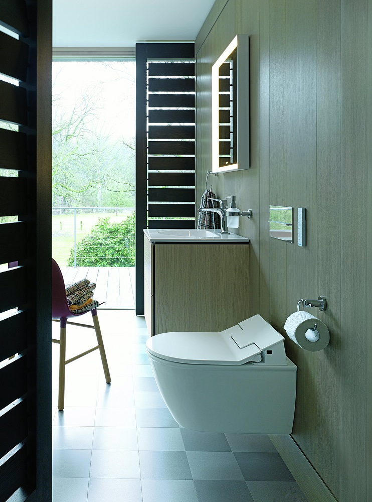 Darling New SensoWash Slim Duravit