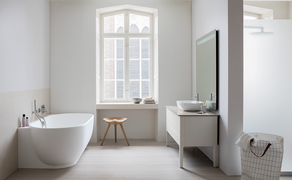 Duravit Luv badkamer