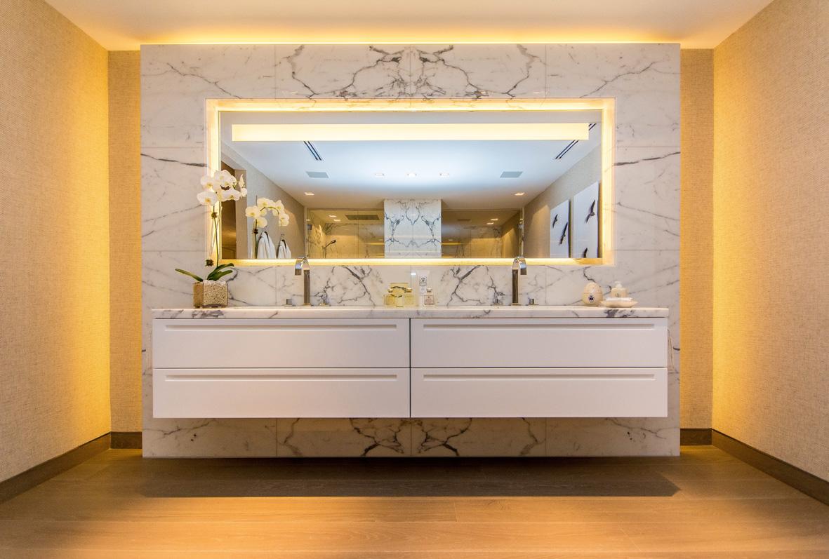 Margraf marmer badkamer