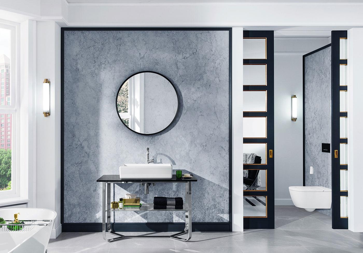 Villeroy Boch Antheus badkamer