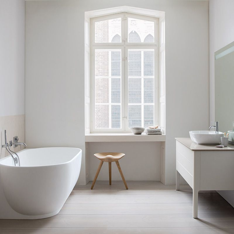 Duravit Luv badkamer Red-dot