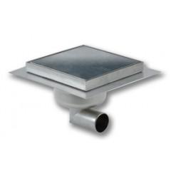 Aquaberg Aquafente RVS tegelput 150x150mm