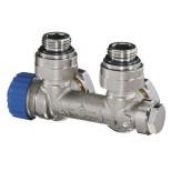 """Heimeier Multilux 1-pijps haaks 1/2""""-50mm voor radiator bi.dr. 385502000"""