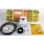 Magnum Millimat elektrische vloerverwarming 375 W. 2.5 m2 met klokthermostaat 200505