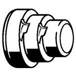 Viega Pexfit kalibreerhulpstuk 50-63mm 583187