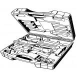 Viega Pexfit koffer met handperstangen 16 en 20 en stripper 16/20 554606