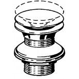 "Viega Visign visign V1 schachtplug z. overloop met kliksluiting 5/4""x63x75mm 492564"