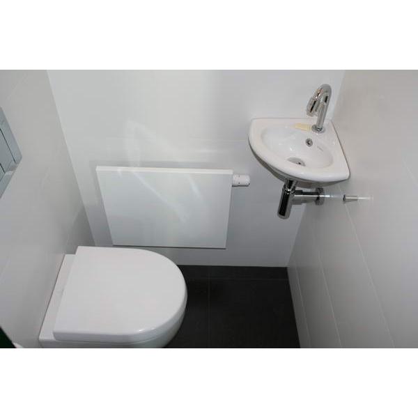 Wonderbaarlijk Toilet Breda radiator in het toilet IS-49